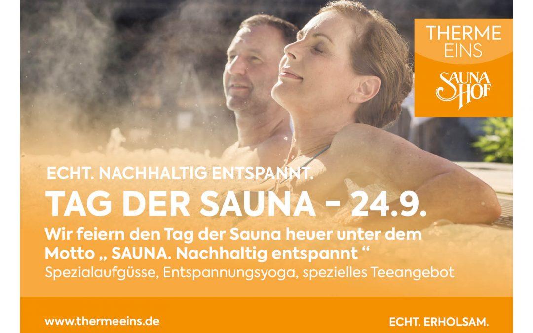 Tag der Sauna